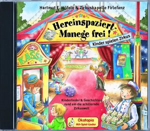 Hereinspaziert-Manege frei! CD
