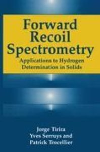 Forward Recoil Spectrometry