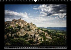 Sur les sentiers de Provence (Calendrier mural 2015 DIN A3 horiz