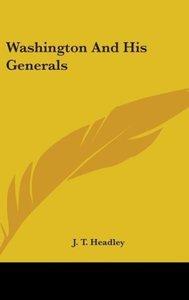 Washington And His Generals