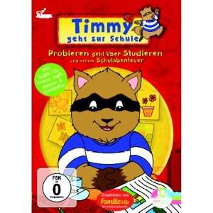 Timmy geht zur Schule