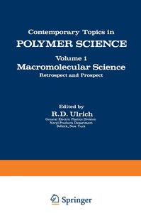 Macromolecular Science