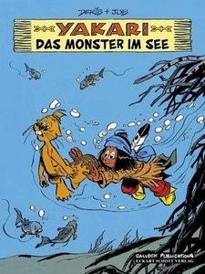 Yakari 17. Das Monster im See