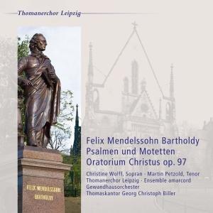 Christus op.97/Psalmen Und Motetten