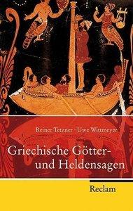 Griechische Götter- und Heldensagen