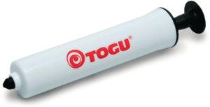 TOGU 904400 - Ballpumpe mit Nadelventil für Fußball, Basketball,