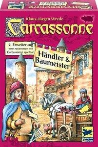 Carcassonne. Händler und Baumeister