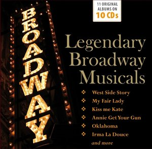 Legendary Broadway Musicals