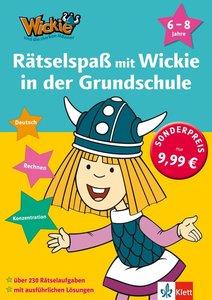 Grundschul-Rätselspaß mit Wickie