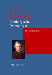 Hamburgische Dramaturgie.