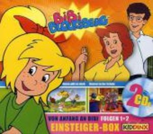 Bibi Blocksberg Einsteigerbox: Folge 1 + 2