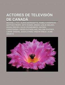 Actores de televisión de Canadá