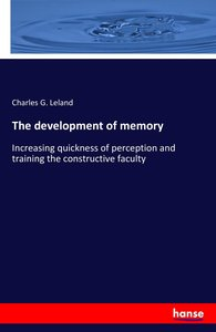 The development of memory