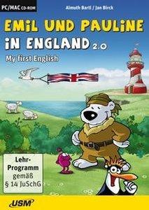 Emil und Pauline in England 2.0 - My first English
