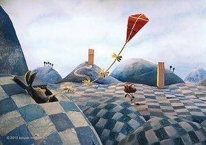 Das Sandmännchen-Abenteuer im Traumland-Blu-ra