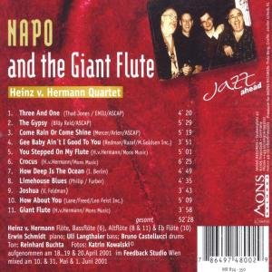 Hapo And The Giant Flute