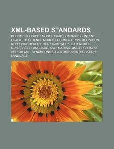 XML-based standards