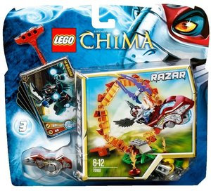 LEGO® Legends of Chima 70100 - Feuerring