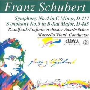 Sinfonien 4/+5