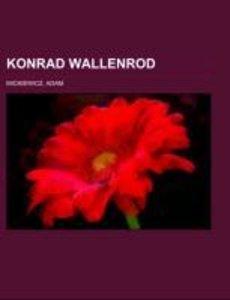 Konrad Wallenrod; an historical poem