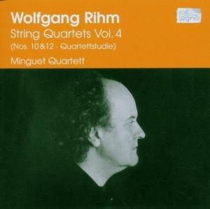 String Quartets Vol.4 (Nos.10 & 12)