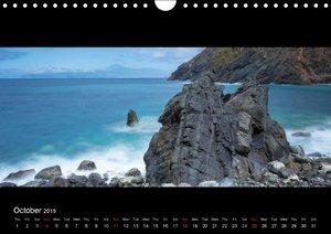 La Gomera - Canarian Natural Paradise (Wall Calendar 2015 DIN A4