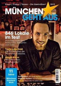 München geht aus 2015: Essen - Trinken - Tanzen