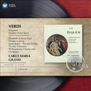 Requiem/Quattro Pezzi Sacri