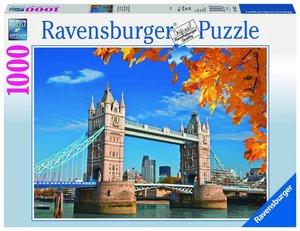Blick auf die Tower Bridge 1000 Teile