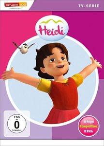 Heidi (CGI)-Komplettbox (DVD 1-12)