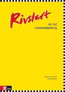 Rivstart A1+A2 Neu. Lärarhandledning mit Audio-CD