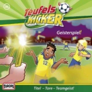 Teufelskicker 36. Geisterspiel!