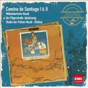 Camino De Santiago 1+2-Musik Der Pilgerstraße