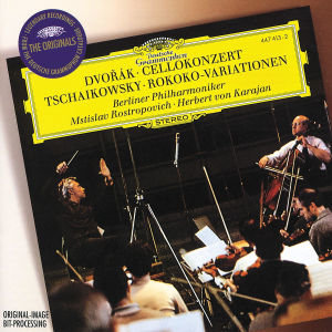 Cellokonzert h-moll/Rokokovariationen