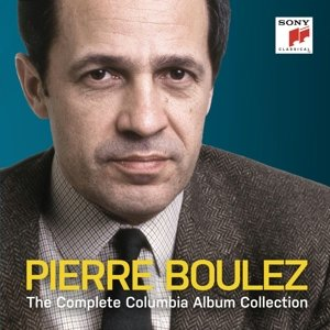 Pierre Boulez-The Compl.Columbia Album Collection