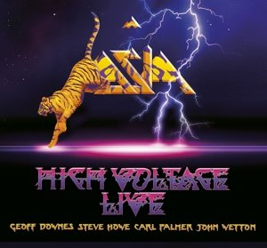High Voltage (Digipak)