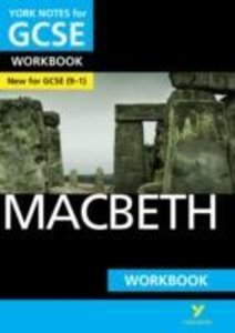 Macbeth: York Notes for GCSE Workbook