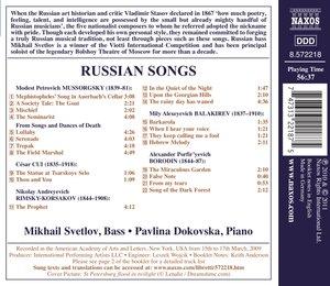 Russische Lieder