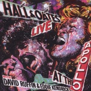 Live At The Apollo With David Ruffin & Eddie Kendr