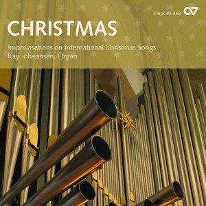 Internationale Weihnachtslieder-Orgelimp