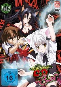Highschool DXD BorN - DVD 2