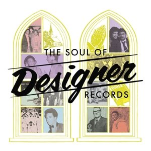 The Soul Of Designer Records (4CD)