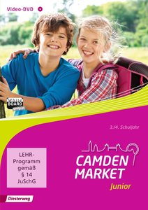 Camden Market Junior 3 / 4. DVD-Video