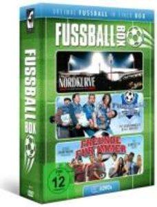 Die Fußball Box (4 DVDs)