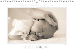 Gerlach, I: Emotional Moments: Life is Great. UK-Version