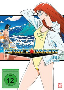 Space Dandy - DVD 7