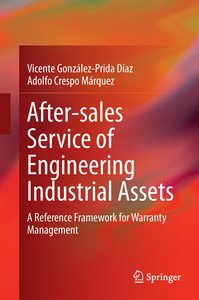 After-sales Service of Engineering Industrial Assets