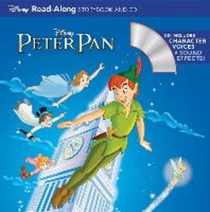 Disney Peter Pan Read-Along Storybook and CD