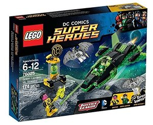 LEGO® DC Universe Super Heroes 76025 - Green Lantern