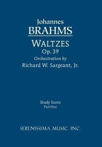 Waltzes, Op. 39 - Study Score
